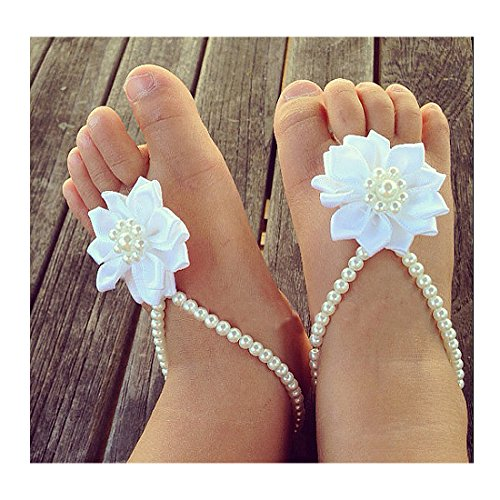 miugle-newborn-baby-pearls-barefoot-sandals-with-flowerwhite