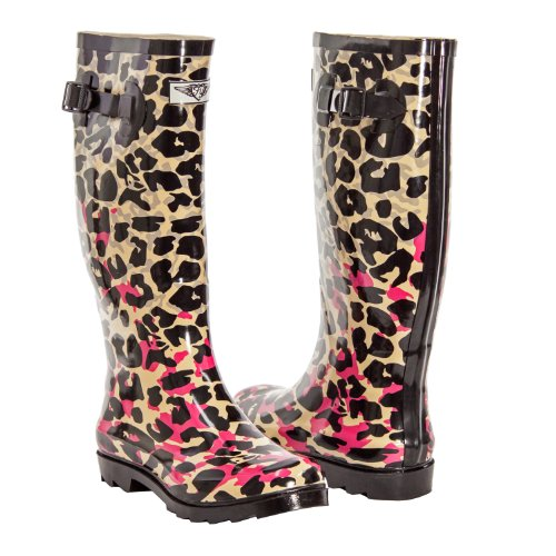 Young Boot Forever Wellie Jaguar Rain Blushing Womens RvTqZxf