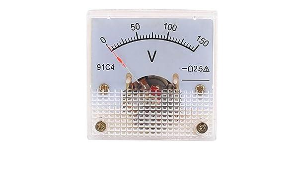 EbuyChX 11291C4 DC 0-150V Fine Tuning Dial Panel Analog