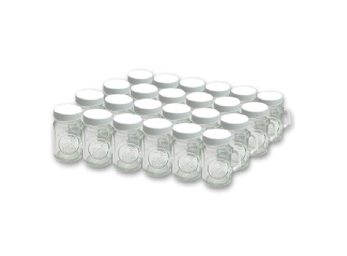 Ball 40501 canning jar salt & pepper shaker, box of 24 (4 oz each) CECOMINHK01824