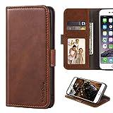 Xiaomi Mi A1 Case, Leather Wallet Case with Cash