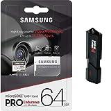 Samsung Pro Endurance 64GB MicroSD HC Memory Card