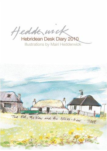 Hebridean Desk Diary 2010