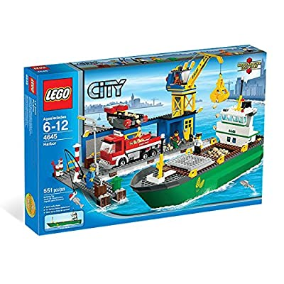LEGO Harbor 4645: Toys & Games