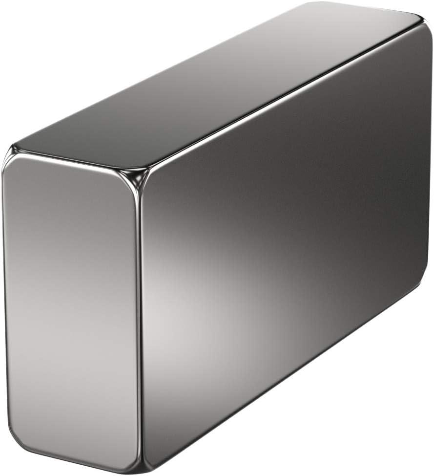 Magneti al neodimio forza adesiva ca lavagna magnetica rettangolari extra forti 26 kg 40 x 20 x 10 mm MTS Magnete bacheca magneti per lavagna bianca