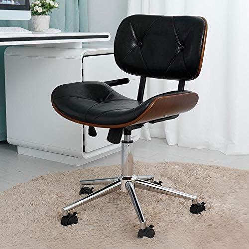 AWP Chaise de Bureau Moderne Simple Maison créative Chaise de Bar rotative Tabouret Haut réception
