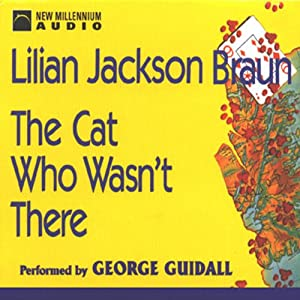 The Cat Who Wasn't There Hörbuch