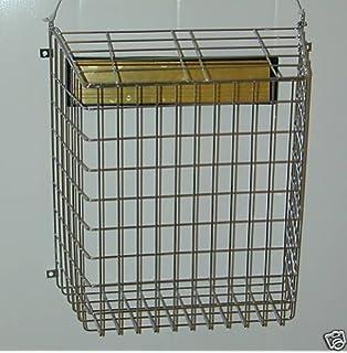 Select B44212 37LPC Letter Cage   Chrome