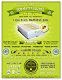 1 Cal King or King Mattress Bag. Fits All Pillow Tops and Box Springs. Fits All Pillow Tops and Box Springs. Professional Grade, Heavy Duty Non Vented Eco Friendly Plastic. Ideal for Moving, Storage and Peace of Mind. Protect Your Bed From Insect Infestation, Stains, Grime, Mold and Mildew. Proudly Made in America!