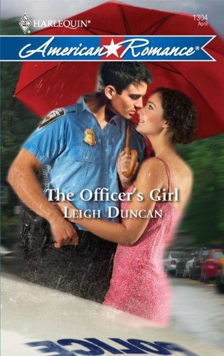 book cover of The Officer\'s Girl