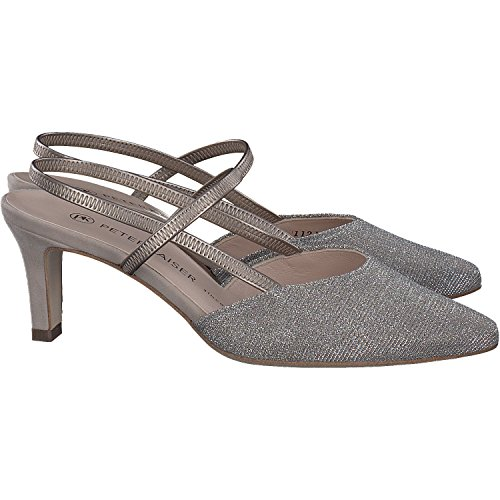 Scarpe Sabbia Shimmer Di Peter Kaiser Mitty Donne Slingback