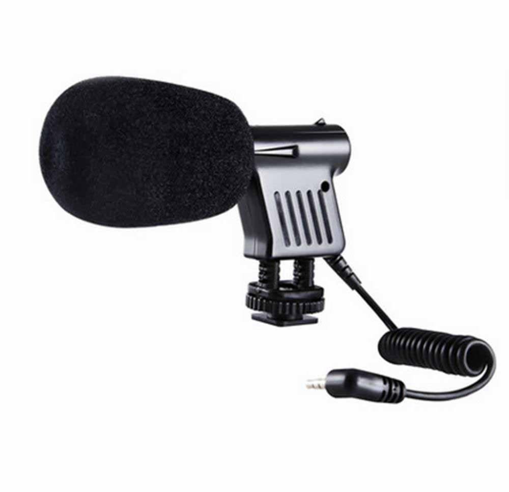Daeou SLR cameras camcorders DV microphones mini microphones recording microphones