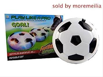 Doyime balón: diversión Interior Suave Espuma flotando fútbol ...