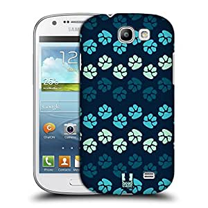 Head Case Designs Blues Paws Protective Snap-on Hard Back Case Cover for Samsung Galaxy Express I8730