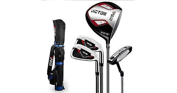 Amazon.com: WANGG - Juego de 4 palos de golf para ...