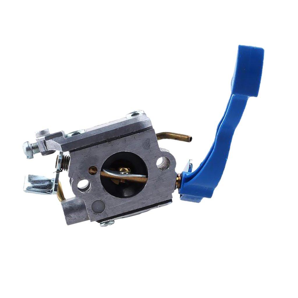 MagiDeal Carburetor Carb For Husqvarna 125B 125BVX Poulan Leaf Blower ZAMA C1Q-W37 STK0160010152