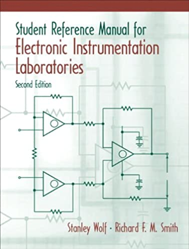 student reference manual for electronic instrumentation laboratories rh amazon com Reference Manual Icon student reference manual for electronic instrumentation laboratories pdf