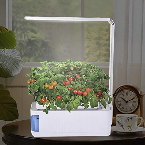 RA Hydroponic Indoor Herb Garden Kit Smart Multi-Function Growing Led Lamp for Flower Vegetable Cultivation Plant Growth…