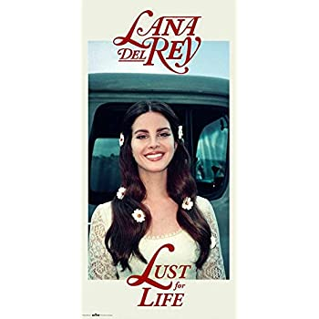 Lana Del Ray Hollywood Maxi Poster LP1521 61x91.5cm