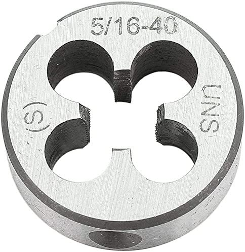 "ME THREADING CIRCULAR SPLIT DIE 3//16/"" 40 TPI OD 13//16/"" RIGHT HAND HEAVY DUTY"