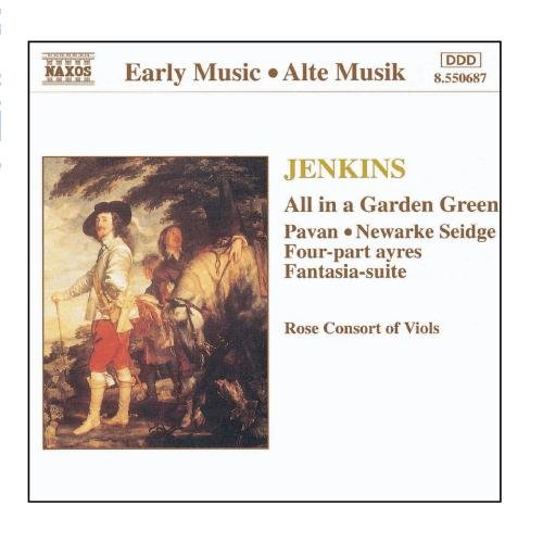 Jenkins: All In A Garden Green (Randy Rose)