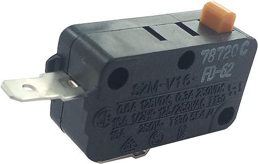 Interruptor de monitor LONYE SZM-V16-FD-62 WB24X830 RE2 para ...