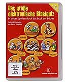 Das große elektronische Bibelquiz. CD-ROM: In sieben Spielen durch das Buch der Bücher