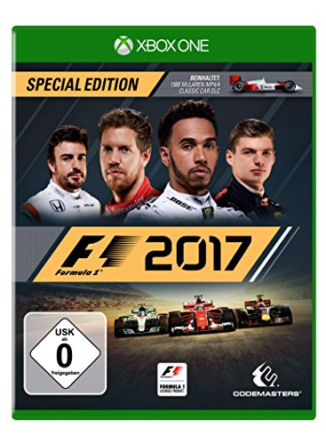 Price comparison product image F1 2017 Special Edition (XBox ONE)