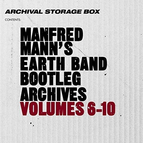 MANFRED MANN - Bootleg Archives Volumes 6-10 (5xcd Set) - Zortam Music