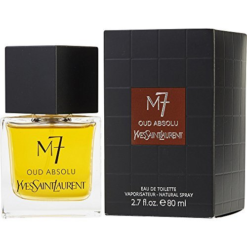 M7 OUD ABSOLU by Yves Saint Laurent EDT SPRAY 2.7 OZ (LA COLLECTION EDITION) for MEN ---(Package Of 6) ()