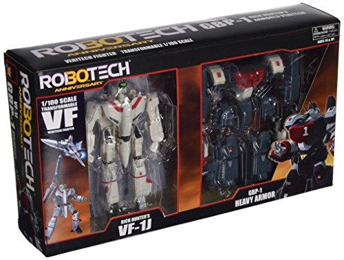 Robotech 30th Anniversary Rick Hunters GBP-1J Heavy Armor Veritech Transformable Action Figure