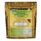 Addiction Steakhouse Beef & Zucchini Grain Free Dehydrated Dog Food, 8 lb.