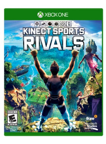 Microsoft Kinect Sports Rivals English 5TW 00001 product image