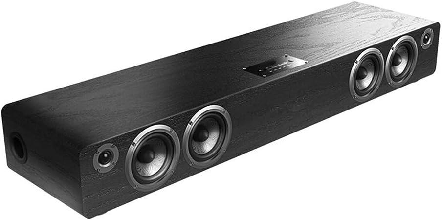 TYI -Barra de Sonido de TV Barra de Sonido Bluetooth para computadora con Cable e inalámbrica,