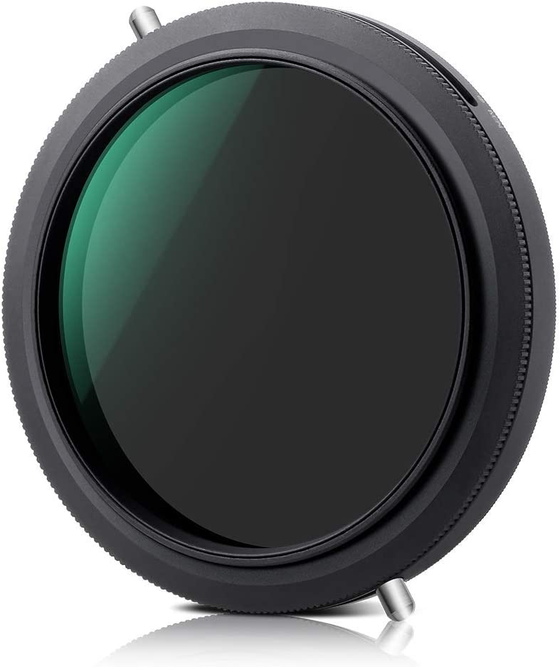 77mm Variable Fader ND2-ND32 ND Filter and CPL Circular Polarizing Filter for Canon RF 50mm f//1.2L USM Lens /& Canon RF 24-105mm f//4L is USM Lens