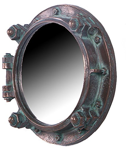 519dchKmGML Best Porthole Mirrors For Nautical Homes