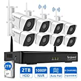Wireless Security Camera System,Firstren...