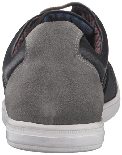 Ben Sherman Mens Bryce Fashion Sneaker Nero