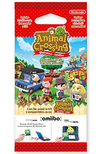 Nintendo-Pack-3-Tarjetas-amiibo-Animal-Crossing-New-Leaf