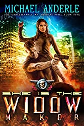 She Is The Widow Maker: An Urban Fantasy Action Adventure (The Unbelievable Mr. Brownstone Book 5)