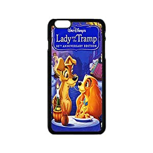 YESGG Lady and the tramp Case Cover For iPhone 6 Case