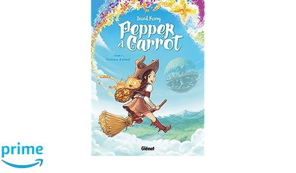 Pepper et Carrot - Tome 01: Potions denvol Hors Collection: Amazon.es: David Revoy: Libros en idiomas extranjeros