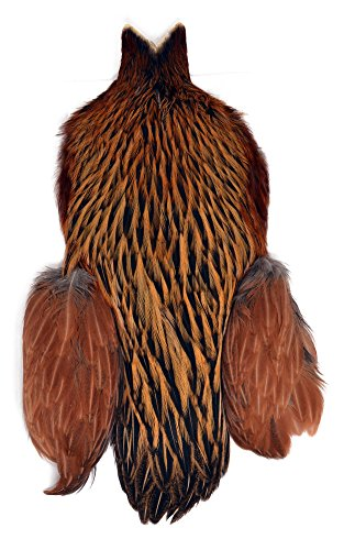 Hackle Capes - Whiting Farms 4B Hen Cape – Greenwell