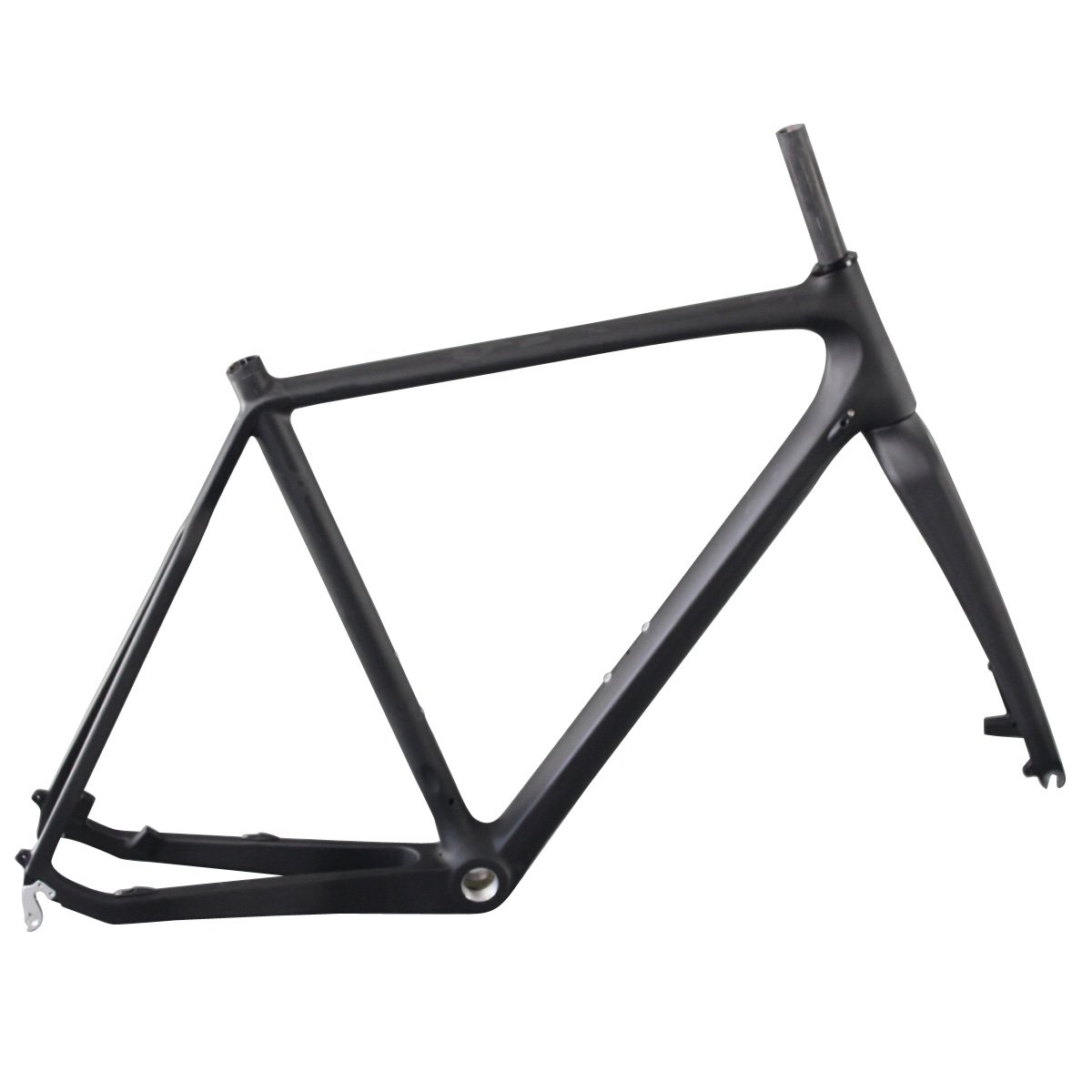 ican full carbon cyclocross frame