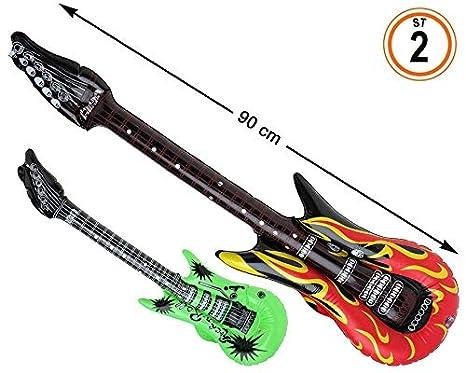 Guitarra 90X22 CM Hinchable 2 ST, (38837)