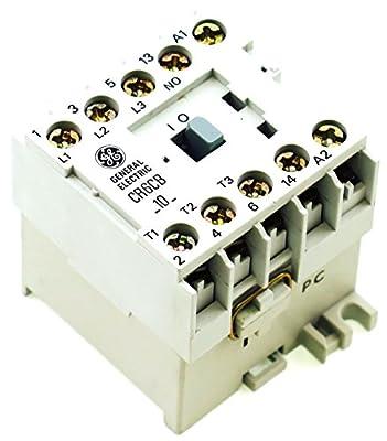 Cr6cbj3b Ge Magnetic Contactor Fits Sprecher Schuh Ca4-9-01 48 Ac Coil
