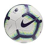 NIKE 2018-2019 EPL Strike Soccer Ball White/Blue/Purple