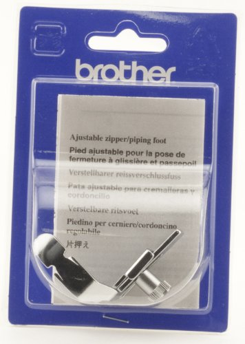 Brother SA161 versatile Zipper Piping foot or so family home Kitchen Features