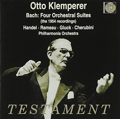 4 Orchestral Suites by Testament UK