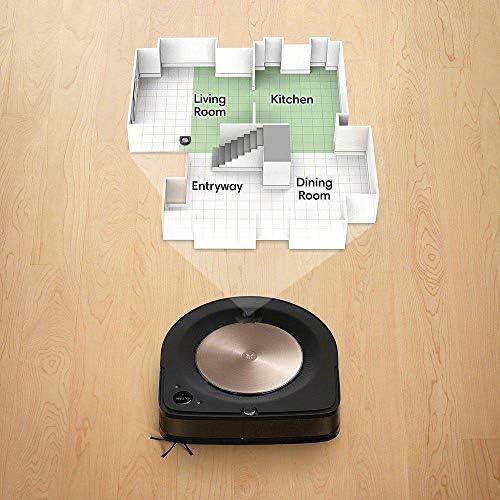 iRobot Roomba s9+ (s955020) Ensemble d'aspirateur robot avec